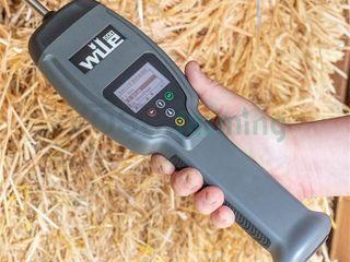Umidometru pentru fân, paie și siloz - Wile 500 - Finlanda