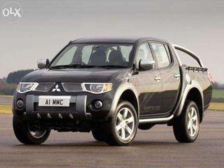 Рессоры для Mitsubishi L200, Nissan Navara, Toyota Hilux
