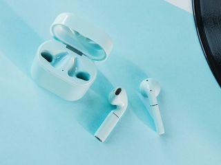 Căști wireless Bluetooth ca airpods flypods