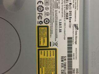 DVD RW / LG GSA-H66N