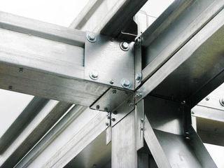 Construcție metalică pentru construcția depozitului - Металлоконструкция для строительство склада