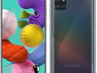 Samsung Galaxy A51 64GB - 3500L в идеальном состоянии + весь комплект + 3 года гарантии