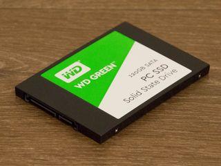 SSD Western Digital Green 120GB