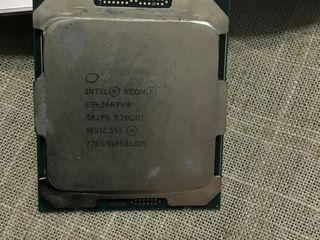 Процессор Intel Xeon E5 2667v4 (2011v3)/ E5 2640v3 E3 1225v5 (1151)