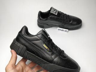 puma all black i