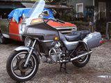 Honda GL500 Silver Wing