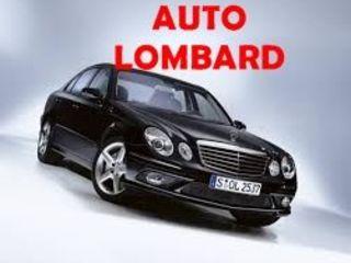 Amanet auto, lombard auto