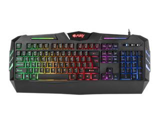 Игровые клавиатуры, новые, с гарантией! Razer, Steelseries, Marvo, Fury, Genesis, HyperX, Logitech.