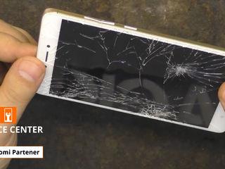 Xiaomi RedMi Note 4x Треснуло стекло заменим его!