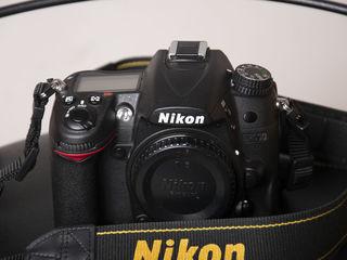Nikon D7000 Body в идеальном состоянии