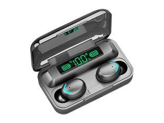 Căști fără fir- Wireless Earphone Bluetooth 5.0 TWS 4500 mAh