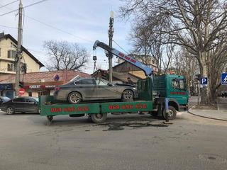 Servicii: tractări auto - toată moldova - 24/24 ai nevoie de evacuator? Sună acuma!