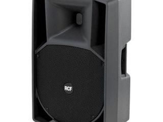 Promotie de Pasti - doar 590 euro  RCF ART 715A mk IV Boxa activa profesionala 1400 watt