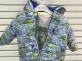 Теплые куртки для мальчиков и девочек  Скидки 50% от цены