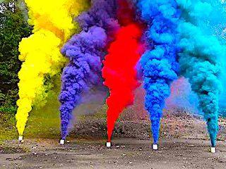 Fum color , Цветной дым , дымовые шашки, pret-40lei Artificii.md