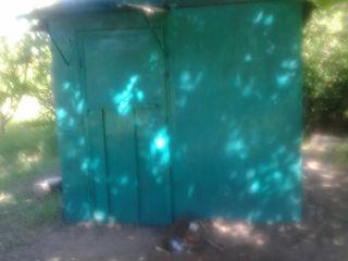 продается дачный участок  с летним домиком  18км от кишинева