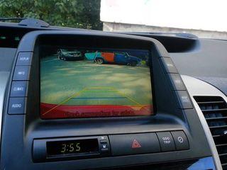 Toyota Prius - Камера заднего вида на заводской монитор! Установка доп оборудования на любые авто.