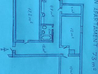 Apartament 3 odai separate