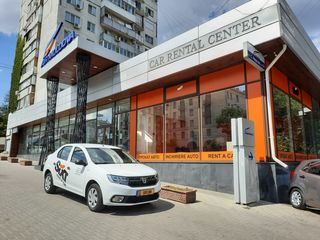 Dacia Logan in rent  9,99 € / zi  - Inchiriere auto - Prokat auto - Аренда авто