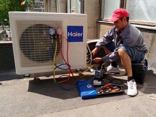 Продажа.Профессиональный монтаж,демонтаж кондиционеров,а также сервисное обслуживание и ремонт.