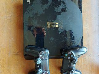 PS4 slim-1000гб+джостики