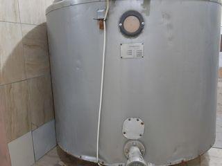 Tanc de racire a laptelui 500l, monofazat (220V)