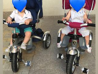 URGENT Vând două triciclete pentru fata/băiat!