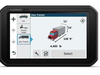 Garmin dezl 780 lmt-d truck(camion) nou!!!