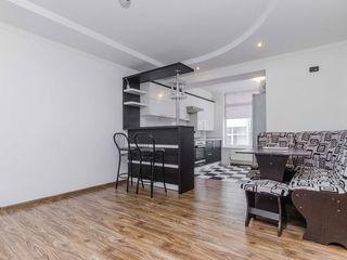 2 camere și living, Durlești, str. Ștefan Vodă, 73 m.p.
