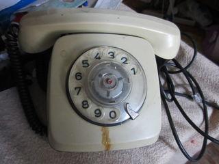 Телефоны дисковые