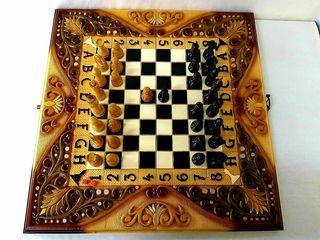 В наличие нарды резные шахматы*Фантазия*эксклюзив