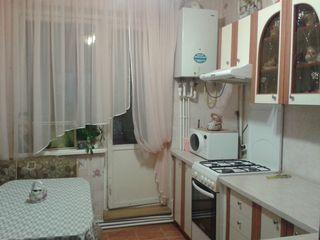 Продаётся меблированная 3-х комнатная квартира с автономным отоплением в г. Унгены