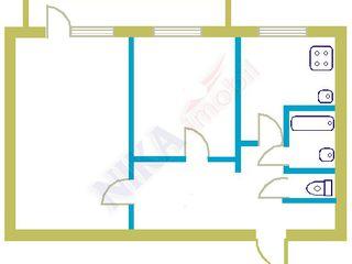 2-комнатная квартира в г. Бируинца