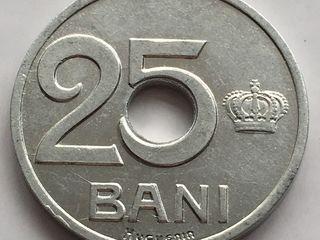 Monedă 25 bani 1921