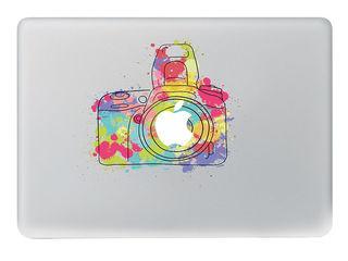 Виниловая наклейка для MacBook