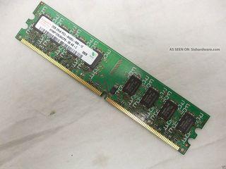 DDR2 1-2Gb для компьютера и ноутбука. Гарантия 3 месяца!
