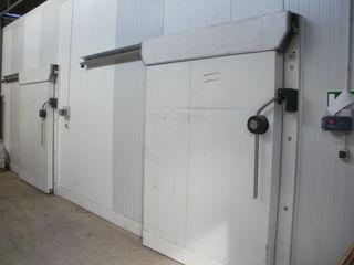 Complex frigorific 80 ari pe traseu(Botanica).