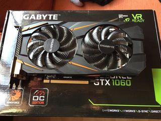 Gigabyte GTX 1060 6GB Graphics Card 6000 lei
