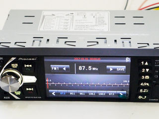 "Автомагнитола pioneer 4020d bluetooth - 4,1"" lcd tft usb+sd divx/mp4/mp3 + пульт на руль с функцией"