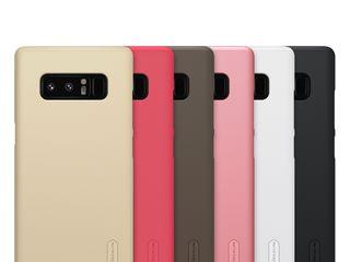 Samsung Galaxy Note 8 N950, чехлы, беспроводная зарядка, стекло
