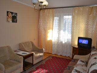 Apartament 50 lei/ora! Zi. Noapte. Botanica, bd. Dacia, linga Budapest (Marmelad)