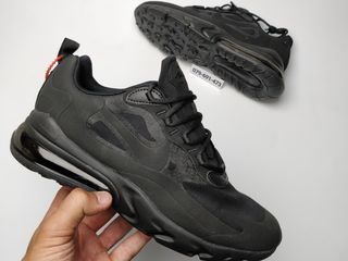 nike air max 270 J all black
