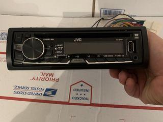 Автомагнитола JVC KD-SR61MP3 USB FM AM оригинал