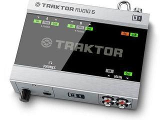 Traktor Audio 6