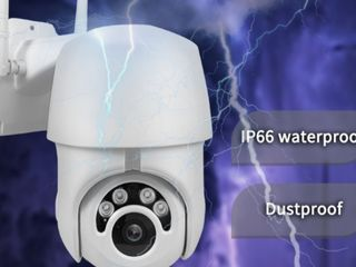Ip camera ptz exterior 128 gb ip камера поворотная уличная
