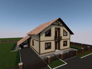 Schimb casa nefinisata plus bani pe ap 1 od.