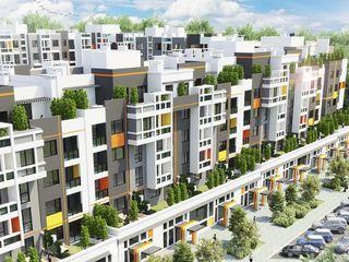 Se vind 2 Penthouse-uri cu posibilitatea de replanificare(unire)