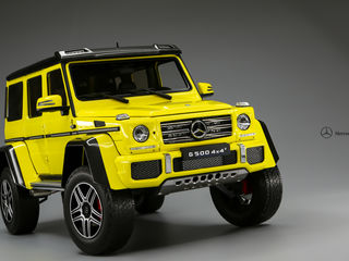 Mercedes-Benz G500 4x4 ( 1/18 Almost Real )