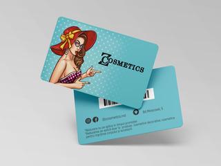 Carduri din plastic - 2,50 leibuc