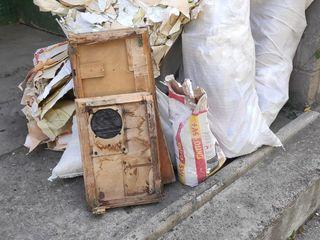 Вывоз мусора аккуратно